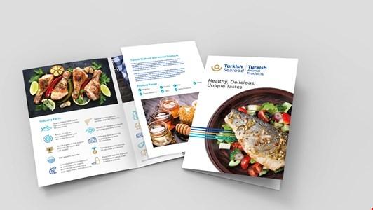 Turkish Animal Products & Seafood Brochure