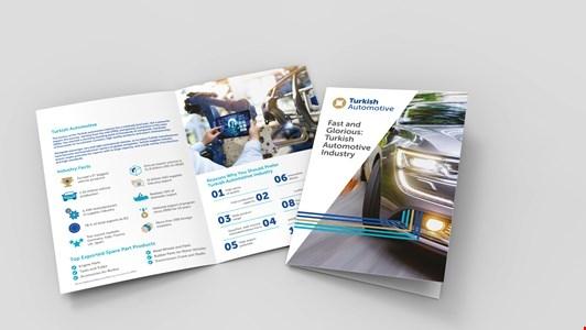 Turkish Automotive Brochure