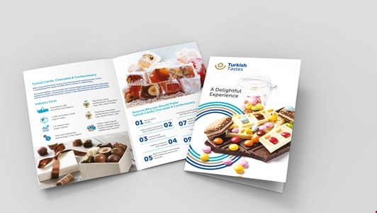 Turkish Confectionery Brochure