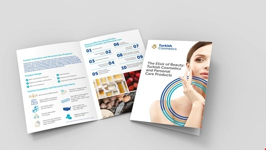 Turkish Cosmetics Brochure