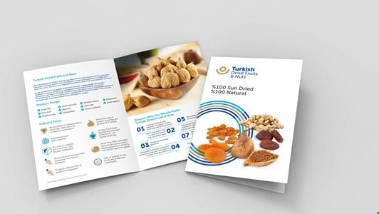 Turkish Dried Fruits & Nuts Brochure