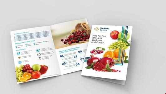 Turkish Fruits & Vegetables Brochure