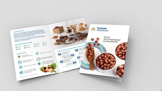 Turkish Hazelnut Brochure