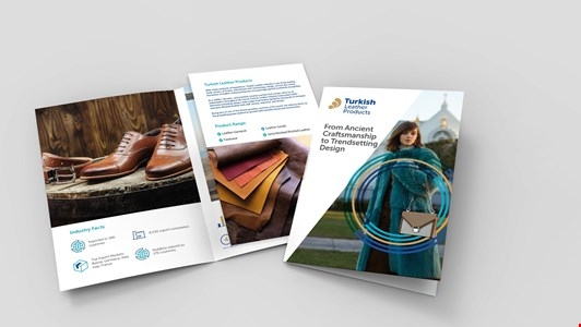 Turkish Leather Products Brochure