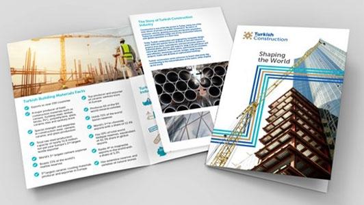 Turkish Construction Materials Brochure