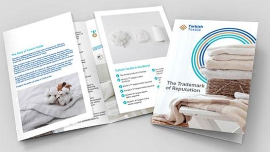 Turkish Textile Brochure